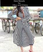 Desi Beads Winter Dresses 2014 For Women 0011