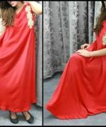 Desi Beads Winter Dresses 2014 For Women 002