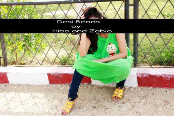 Desi Beads Winter Dresses 2014 For Women 004