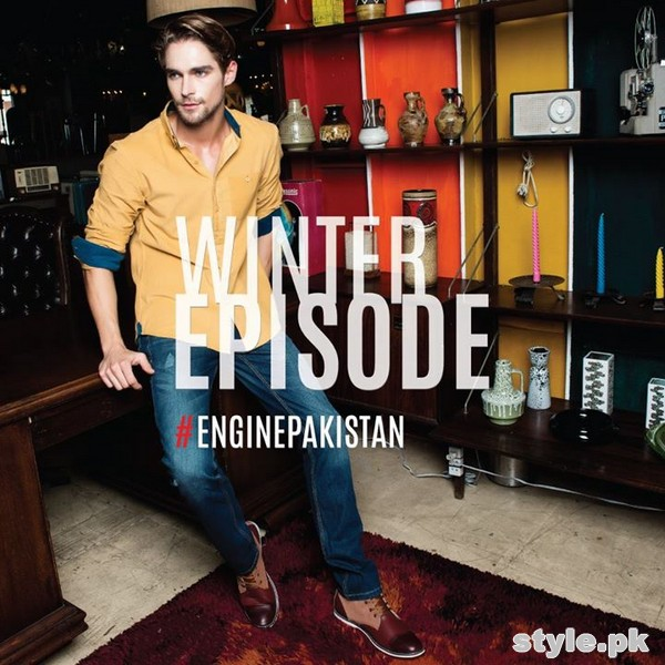 Engine Winter Episode Collection 2014-2015 For Boys and Girls 2