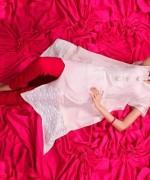 Evolution Textile western dresses 2014 for women 0010