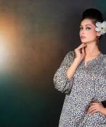 Evolution Textile western dresses 2014 for women 0016