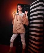 Evolution Textile western dresses 2014 for women 0017