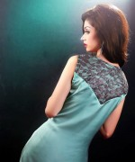 Evolution Textile western dresses 2014 for women 0019