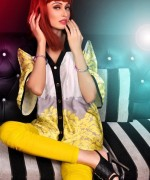 Evolution Textile western dresses 2014 for women 002