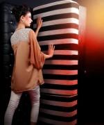 Evolution Textile western dresses 2014 for women 0021