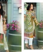 Firdous Fashion Winter Shirts 2014 For Women 2
