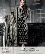 Gul Ahmed Winter Dresses 2014-2015 For Women 3