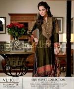 Gul Ahmed Winter Dresses 2014-2015 For Women 8