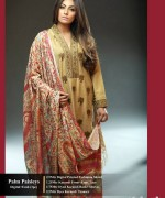 Hadiqa Kiani Winter Dresses 2014 Volume 2 4