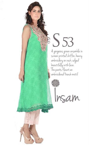 Insam Autumn Dresses 2014 For Women 001
