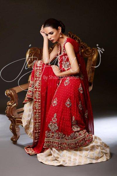 Jugaan Bridal Dresses 2014 For Women 003