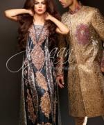 Jugaan Bridal Dresses 2014 For Women 006