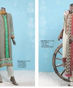 Junaid Jamshed Winter Dresses 2014-2015 For Women 1