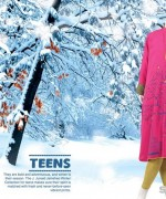 Junaid Jamshed Winter Dresses 2014-2015 For Women 12