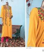 Junaid Jamshed Winter Dresses 2014-2015 For Women 13