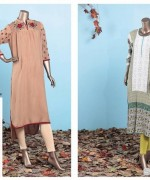 Junaid Jamshed Winter Dresses 2014-2015 For Women 2