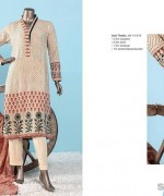 Junaid Jamshed Winter Dresses 2014-2015 For Women 3
