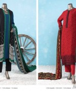 Junaid Jamshed Winter Dresses 2014-2015 For Women 8