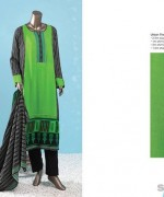 Junaid Jamshed Winter Dresses 2014-2015 For Women 9