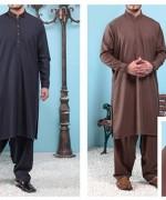 Junaid Jamshed Winter Dresses 2014 For Men 007
