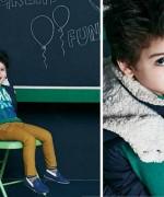 Kids Breakout Autumn Winter Dresses 2014 For Kids 11