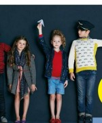 Kids Breakout Autumn Winter Dresses 2014 For Kids 12