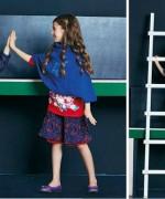 Kids Breakout Autumn Winter Dresses 2014 For Kids 2
