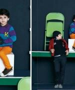 Kids Breakout Autumn Winter Dresses 2014 For Kids 3
