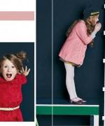 Kids Breakout Autumn Winter Dresses 2014 For Kids 5
