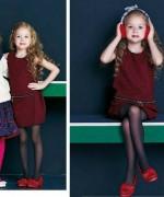 Kids Breakout Autumn Winter Dresses 2014 For Kids 7