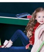 Kids Breakout Autumn Winter Dresses 2014 For Kids 8