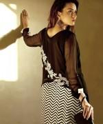 Mona Imran Autumn Dresses 2014 For Women 002