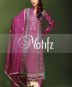 Motifz Autumn Wear Dresses 2014 For Women 007