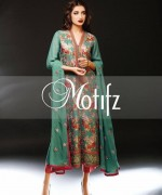 Motifz Autumn Wear Dresses 2014 For Women 009