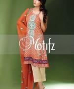 Motifz Autumn Wear Dresses 2014 For Women 01