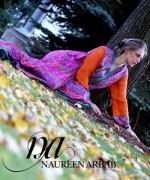 Naureen Arbab Fall Dresses 2014 For Women 0018