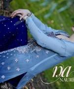 Naureen Arbab Fall Dresses 2014 For Women 002