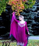 Naureen Arbab Fall Dresses 2014 For Women 003