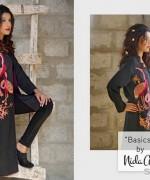 Nida Ali Winter Dresses 2014 For Girls 2
