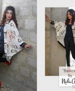 Nida Ali Winter Dresses 2014 For Girls 3