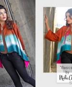 Nida Ali Winter Dresses 2014 For Girls 4
