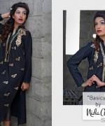 Nida Ali Winter Dresses 2014 For Girls 5