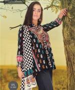 Orient Textiles Fall Winter Dresses 2014 For Women 5