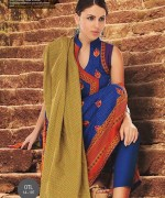 Orient Textiles Fall Winter Dresses 2014 For Women 7