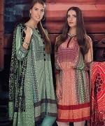 Orient Textiles Fall Winter Dresses 2014 For Women 8