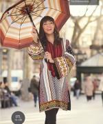Orient Textiles Fall Winter Dresses 2014 For Women 9