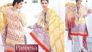 Pareesa By Chen One Fall Dresses 2014 Volume 2 For Women 001