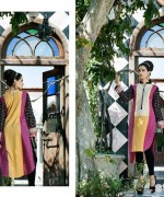 Rabea Kurti Collection 2014 by Shariq Textiles 1