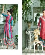 Rabea Kurti Collection 2014 by Shariq Textiles 12